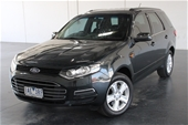 Unreserved 2013 Ford Territory TX (RWD) SZ T/Diesel Auto