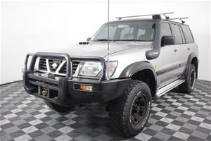 1998 Nissan Patrol ST (4x4) GU Turbo Die