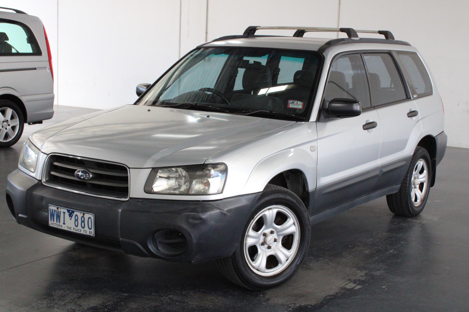 2003 Subaru Forester X Automatic Wagon