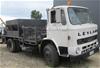 1980 Leyland Boxer 98 Series BX8-51 4 x 2 Sandblasting Truck