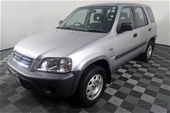 Unreserved 2000 Honda CR-V RD Automatic Wagon