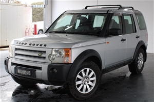 2005 Land Rover Discovery 3 HSE Series I