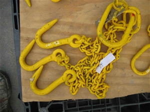 Open Hook Lifting Chain 1.2m