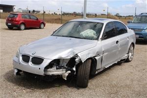 2009 BMW 5 25i E60 Automatic Sedan
