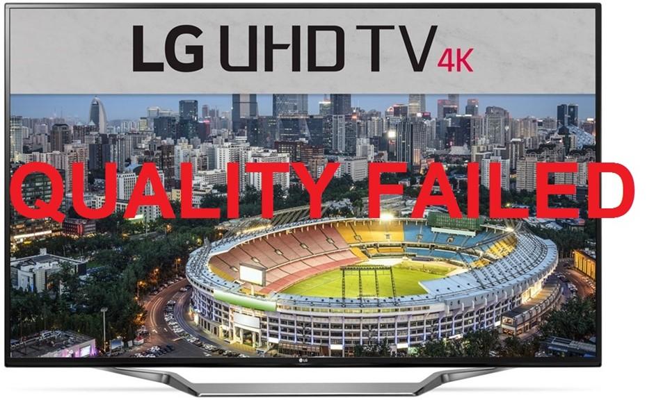 LG 70UH635T 70 Inch 177cm Smart 4K Ultra HD LED LCD TV