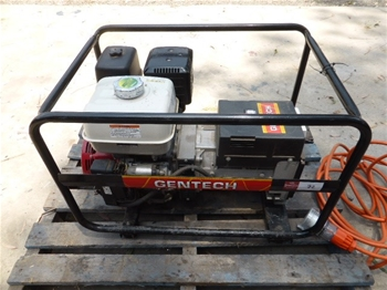 Gentech 8kVA Generator