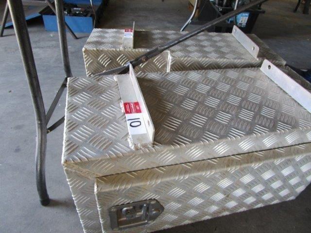 Aluminium Underbody Tool Boxes
