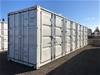 2019 Unused 40ft High Cube Side Opening Container