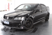 Unreserved 2009 Holden Commodore SV6 VE Automatic Sedan