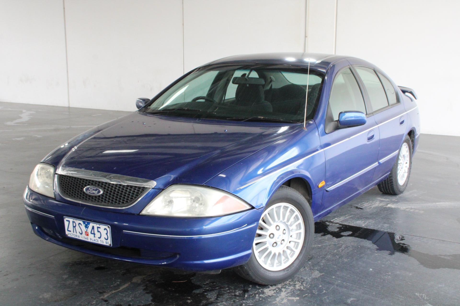 2000 Ford Fairmont AUII Automatic Sedan