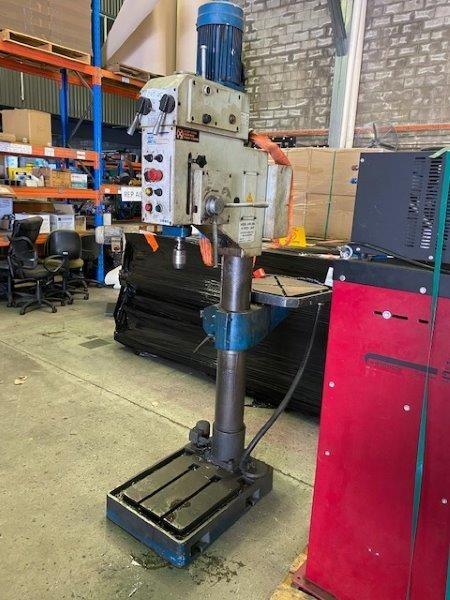Drill Press - Hafco Metal Master
