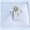 Elegant Citrine Ring