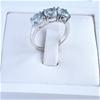 Lovely Blue Topaz Ring