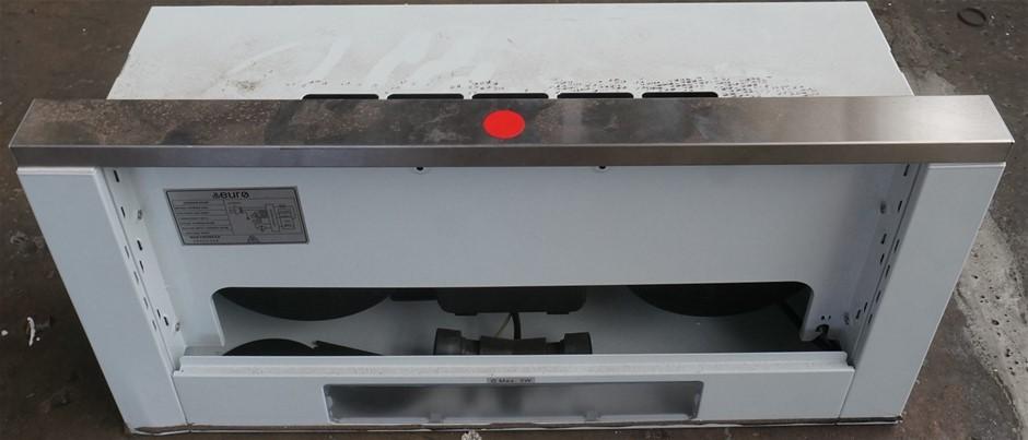 Euro Appliances EVR60FVSS 60cm Front Vent Recirculating Rangehood