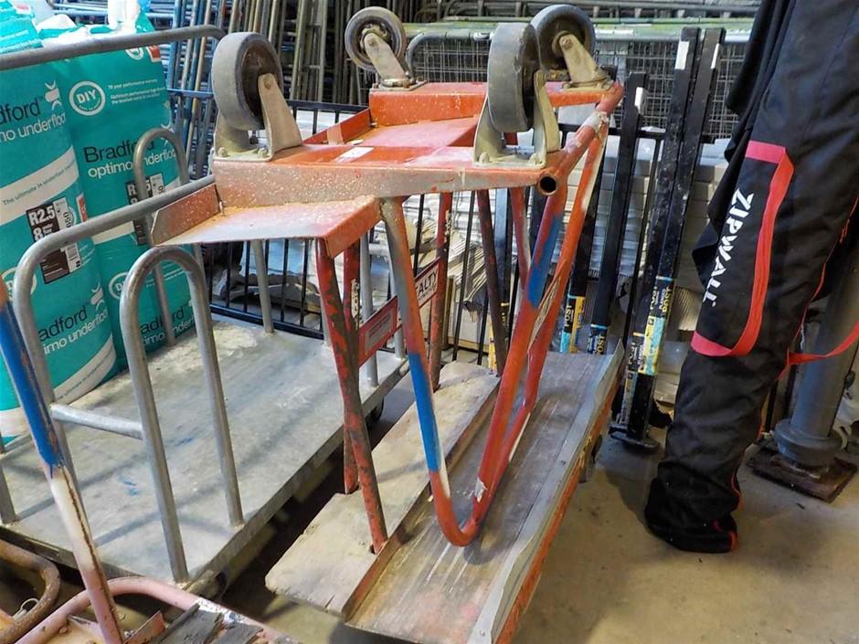 Plasterboard Trolleys