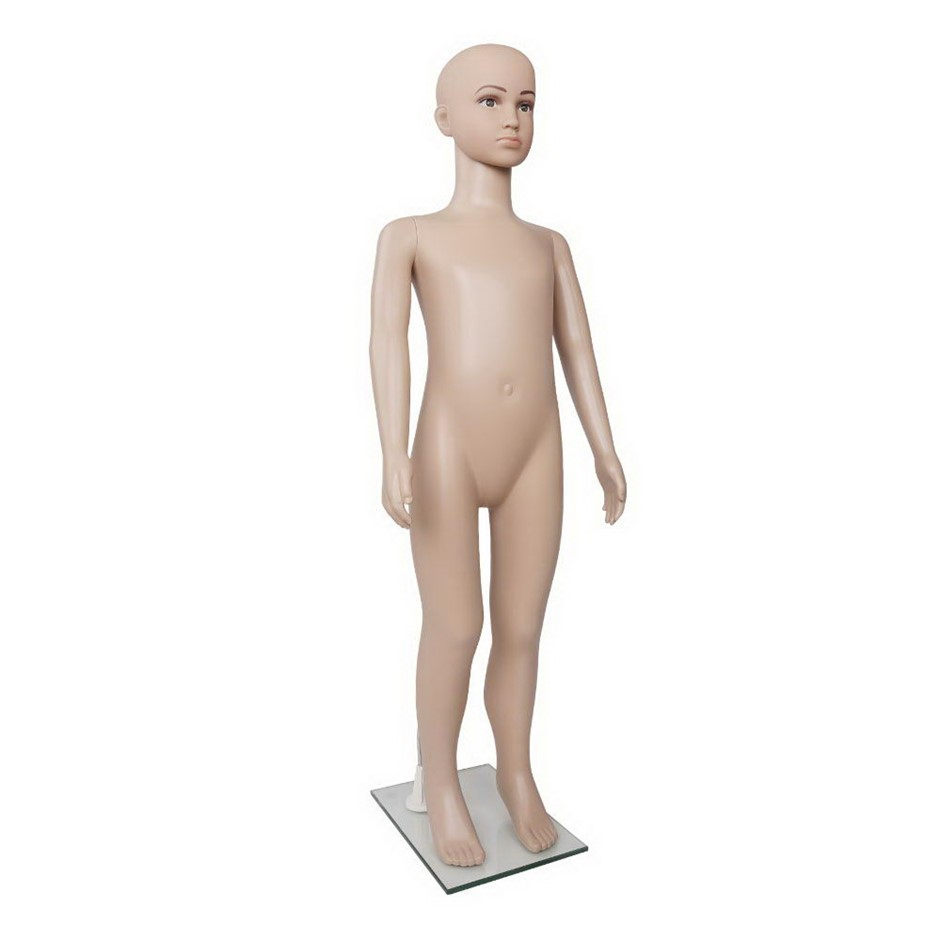 Child Mannequin Full Body Kids Clothes Display Dressmaking Window Showcase
