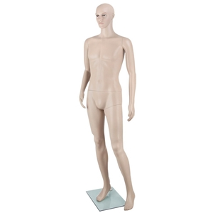 Full Body Male Mannequin Clothes Display