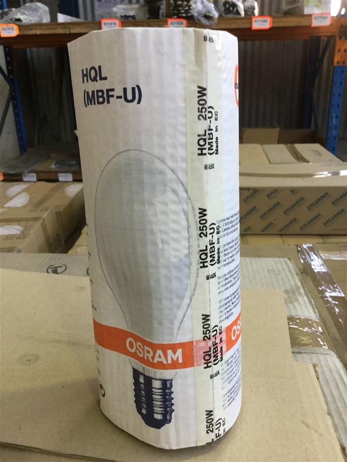 Lamp 250W MV Elliptical Vendor code: 522260 Quantity