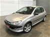 2001 Peugeot 206 GTI Manual Hatchback 30,745km