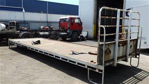 Truck Tray Body
