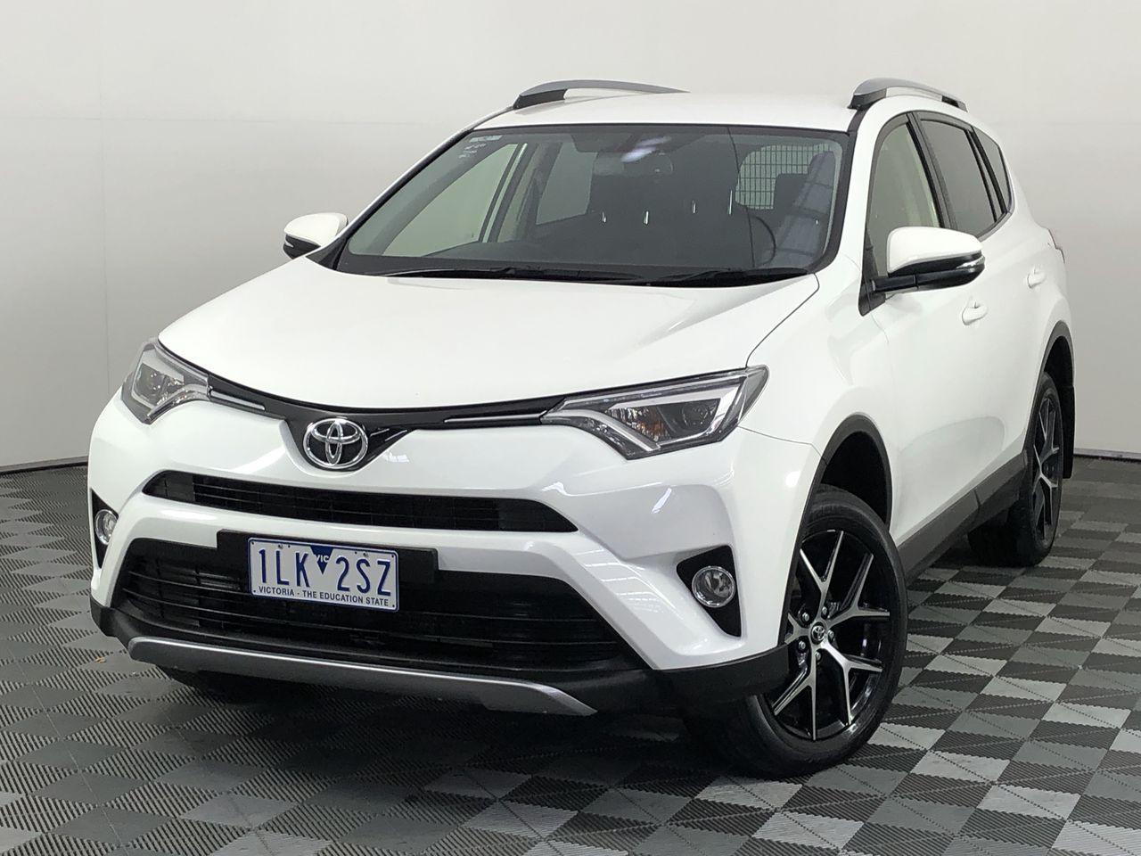 2017 Toyota Rav 4 AWD GXL ASA44R Automatic Wagon (EX GOV)