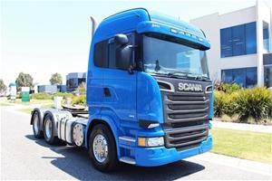 2016 Scania R620 Prime Mover Truck Autom
