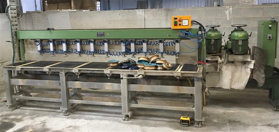 LOFFLER Automatic Bullnose Machine
