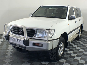 1999 Toyota Landcruiser RV (4x4) FZJ105R