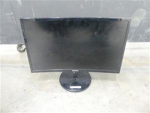 Samsung C22F390FHE 22-Inch Curved Full H