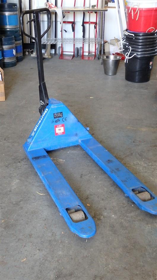 Deutshe R-B Pallet Trolley Jack