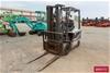 <B>2006 2.0 Tonne Nissan T1B2R25U 4 Wheel Counter Balance Forklift</B> <li
