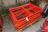 <B>8x Pallet Steel Frame Attachment </B> <li>Build Date: Unknown</li> <li