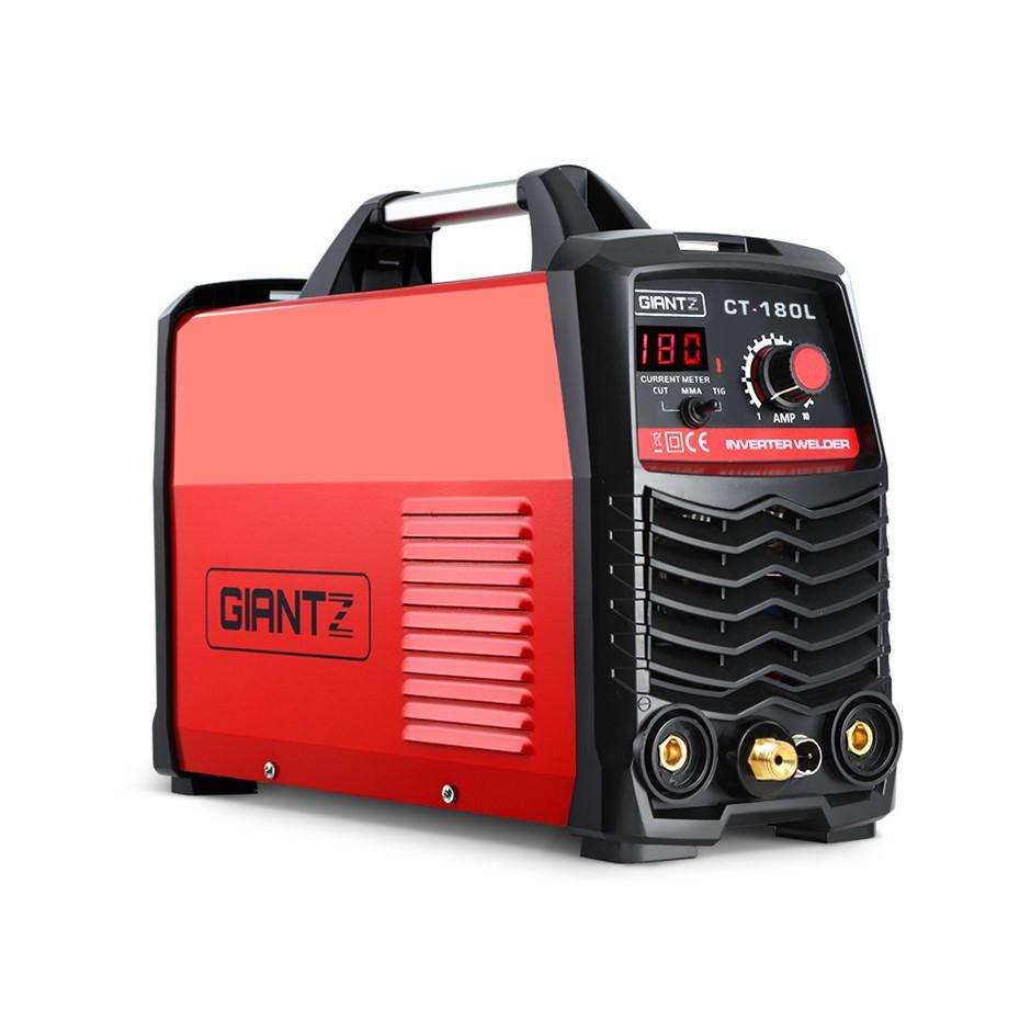 Giantz Plasma Cutter Inverter DC Welder 50A CUT IGBT TIG Welding Machine