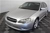 2005 (2006)  Subaru Liberty 2.0R B4 Automatic Sedan