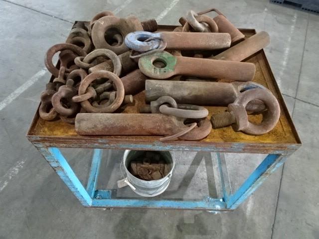 Trolley And Lifting Rings (Pooraka, SA)