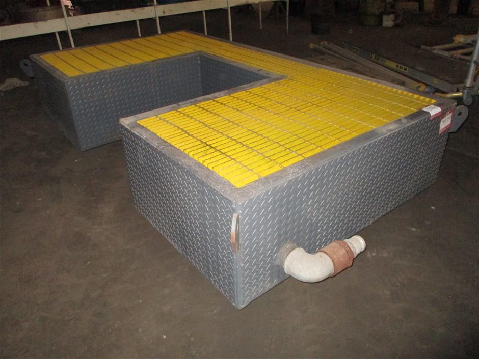Fabricated Metal Tank/Bins