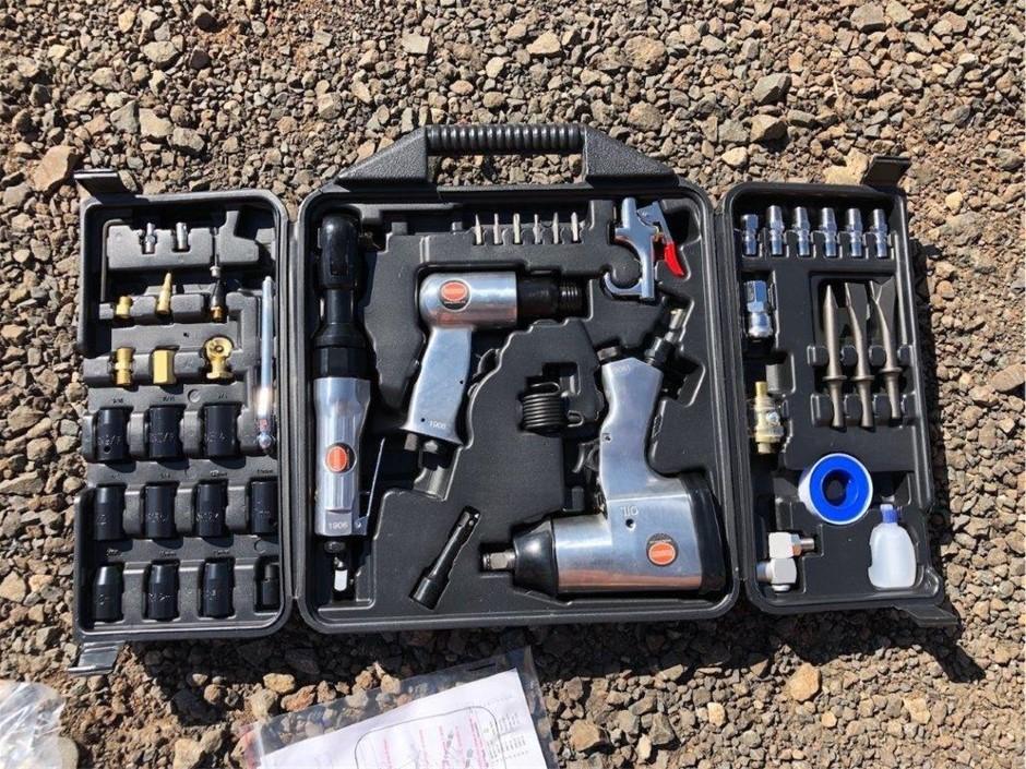 2019 Unused 50 Piece Air Tool Combo Kit