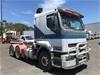2000 Mack Qantum 6 x 4 Prime Mover Truck