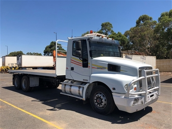 2004 Iveco 6300 6x4 Tipping Tray Truck