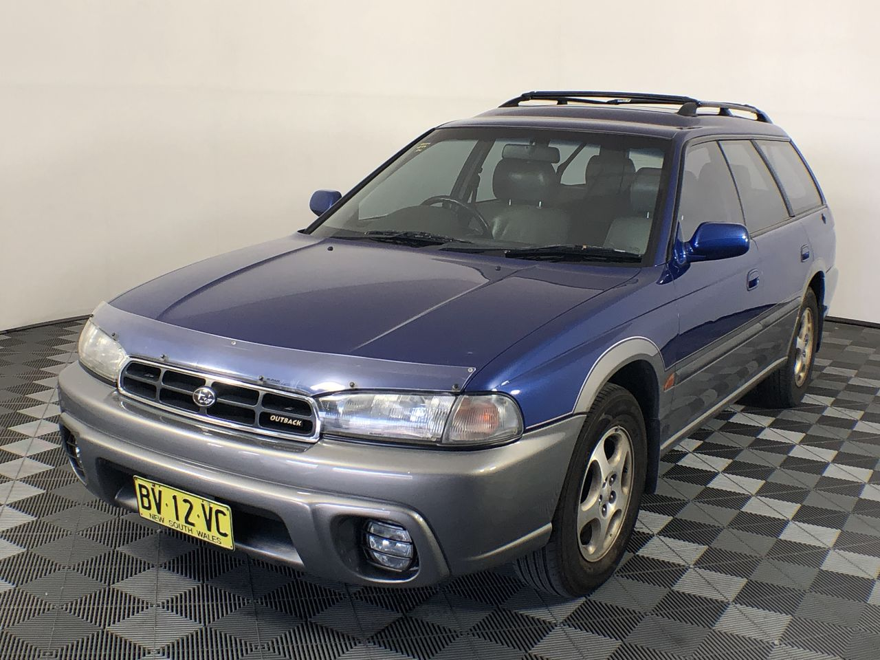 1997 Subaru Outback B2A Automatic Wagon