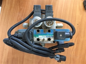 Hydraulic Steering valve for automated s