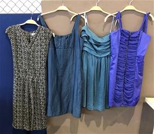 A quantity of 4 Women's Dresses (Pooraka