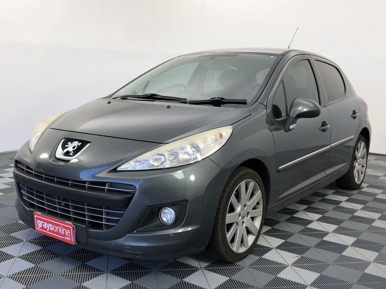 2012 Peugeot 207 Sportium Automatic Hatchback