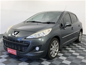 Unreserved 2012 Peugeot 207 Sportium Automatic Hatchback