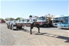 2001 Wabash National Unknown Triaxle Skeletal Trailer