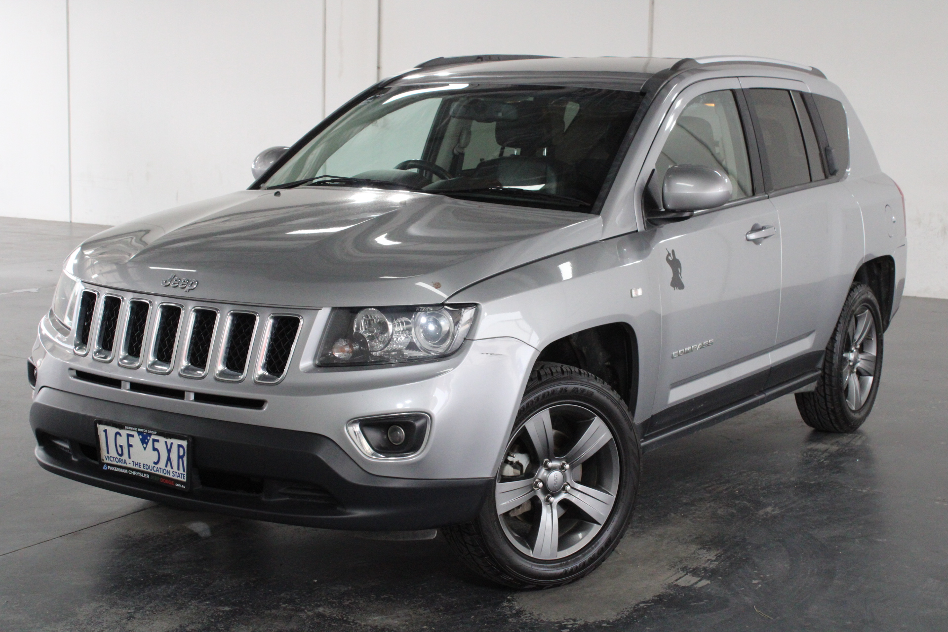 2015 Jeep Compass NORTH Automatic Wagon