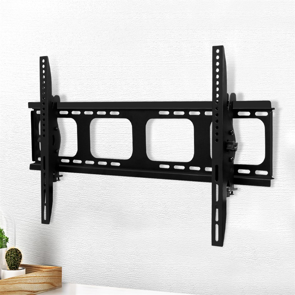 Artiss TV Wall Mount Bracket Tilt Flat Slim LED LCD 42 55 65 75 90 inch