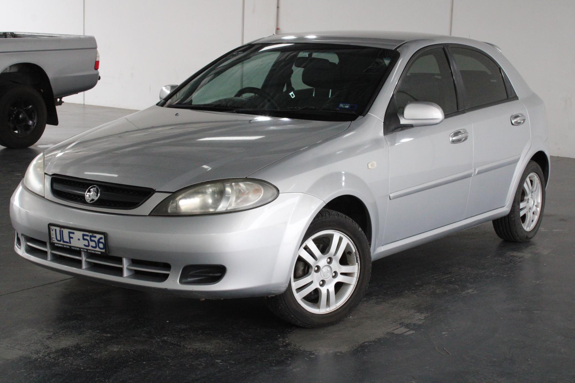 2006 Holden Viva JF Manual Hatchback