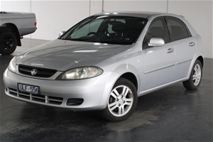 2006 Holden Viva JF Manual Hatchback