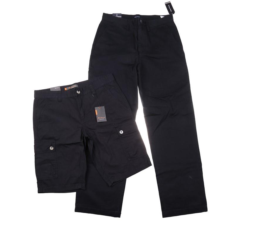 2 x Assorted Men`s Clothing; Comprising; 1 x NAUTICA Casual Pants & 1 x BEN
